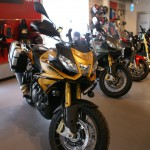 Motorcycle (Aprilia, Moto Guzzi, Ducati) at Wheels of Arabia